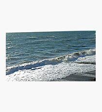Tranquil sea Photographic Print