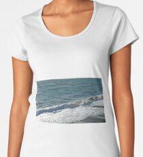 Tranquil sea Women's Premium T-Shirt