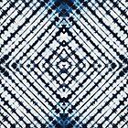 Diamonds Indigo by PolkaDotStudio