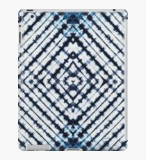 Diamonds Indigo iPad Case/Skin