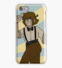 Swing Sora iPhone Case/Skin