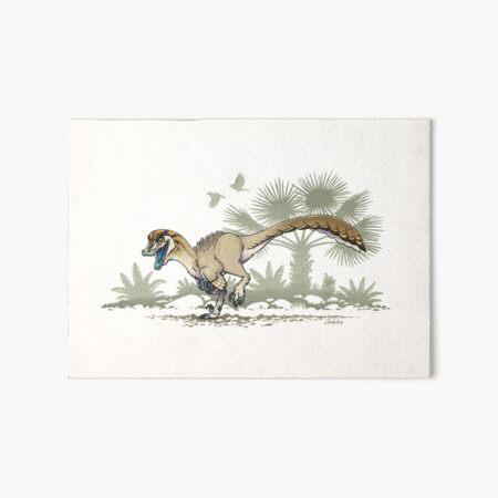 Troodon Art Board Print
