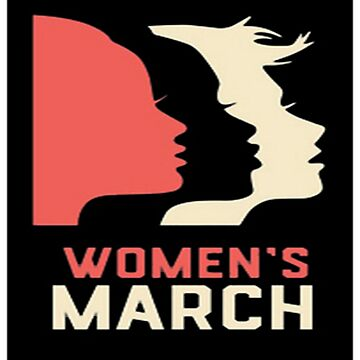 Women's March by TheBlankVerse