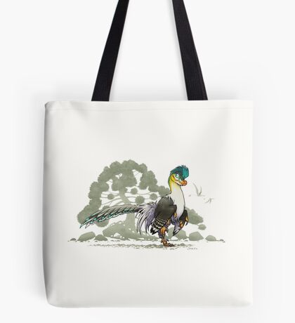 Archeopteryx Tote Bag