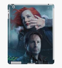 The X-files Poster s11 n°3 iPad Case/Skin