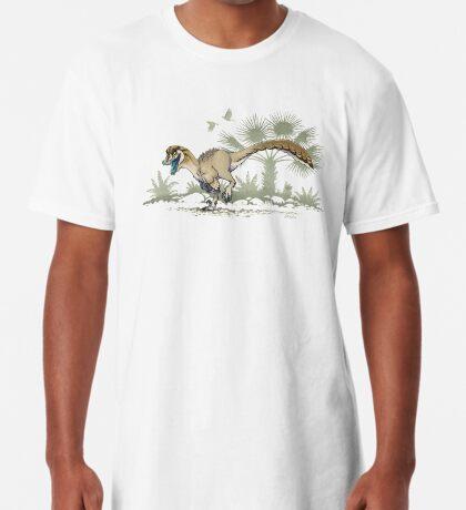 Troodon Long T-Shirt