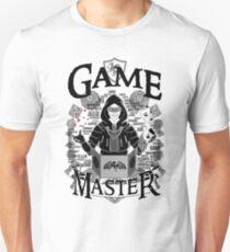Game Master - Black T-Shirt