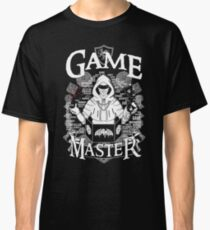 Game Master - White Classic T-Shirt