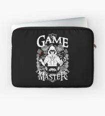 Game Master - White Laptop Sleeve