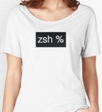 zsh Women's Relaxed Fit T-Shirt