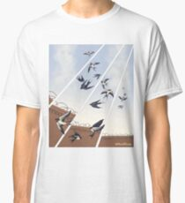 swallows in full company strength Classic T-Shirt