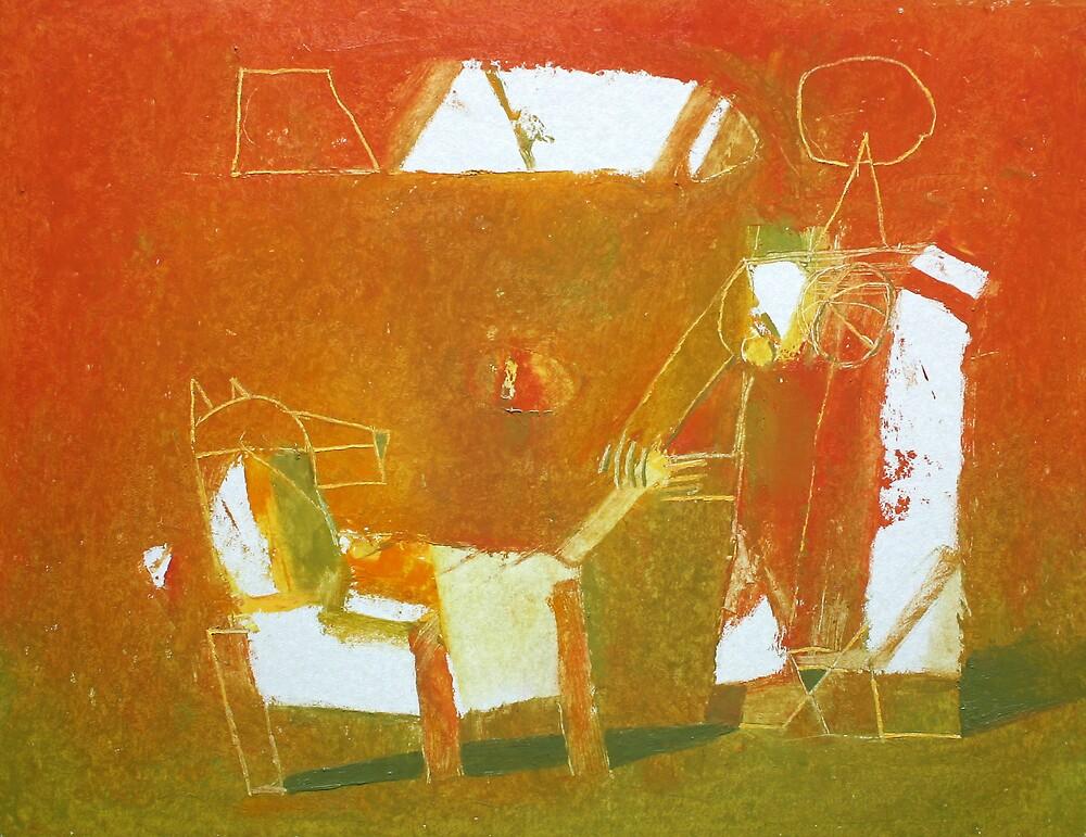 Frida 1 by Valeriu Buev