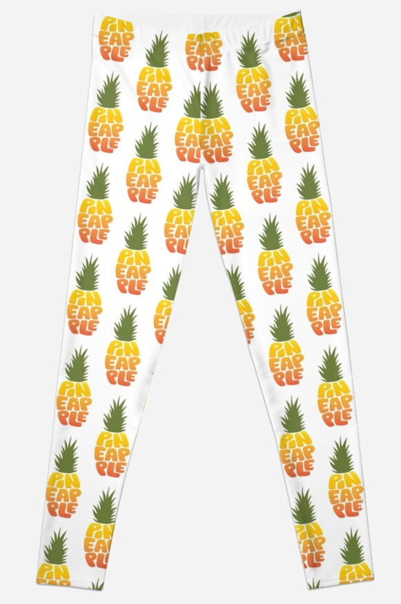 Type O' Pineapple by graphicloveshop