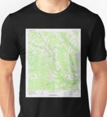 USGS TOPO Map Georgia GA Crawley 245440 1971 24000 T-Shirt