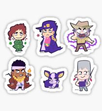 Tiny Crusaders (updated!) Sticker