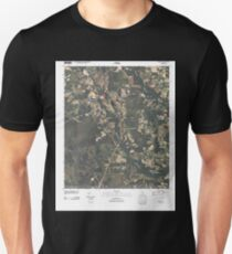 USGS TOPO Map Georgia GA Crawley 20110310 TM T-Shirt