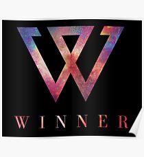 Winner Nebula Poster