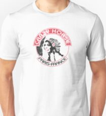 Crazy Horse Paris-France Retro Unisex T-Shirt