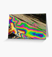 Psychedelic Spirit Visions Greeting Card