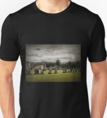 Pioneer Church Graveyard, Matakohe, New Zealand T-Shirt