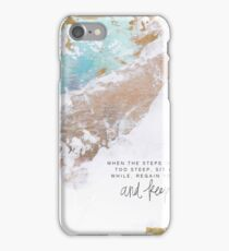 Lost for Words Calendar 2015 - February iPhone Case/Skin