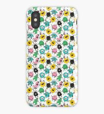 Crazy Monsters iPhone Case/Skin