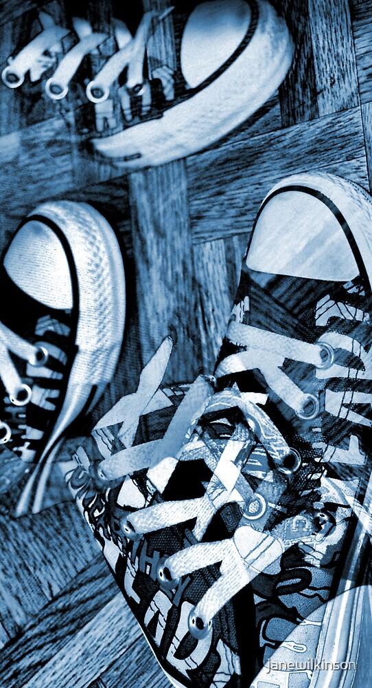 Converse by janewilkinson