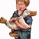 Squeeze Him Till' He Quacks by Steven Novak
