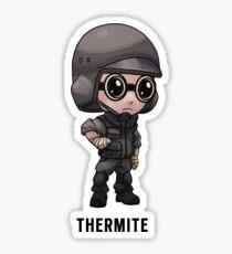 R6 Thermite Chibi Sticker