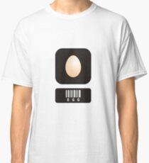 Barcode EGG Classic T-Shirt