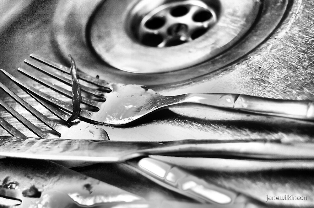 Cutlery by janewilkinson