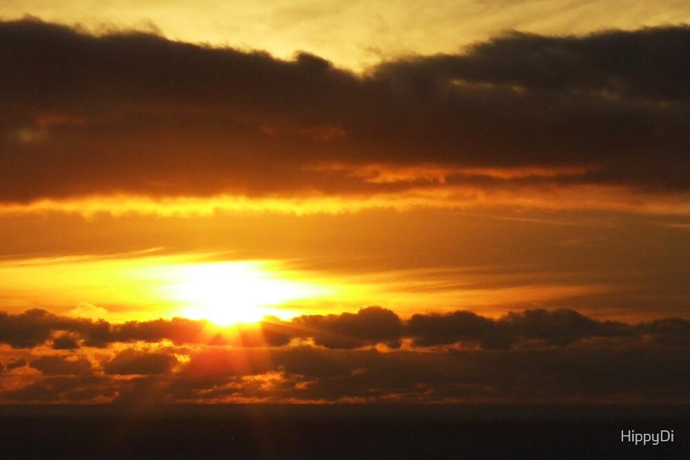 Camps Bay Sunset by HippyDi