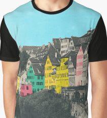 ARCHITECTURE - Old #tuebingen city Graphic T-Shirt