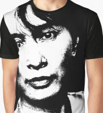 Aung San Suu Kyi Graphic T-Shirt