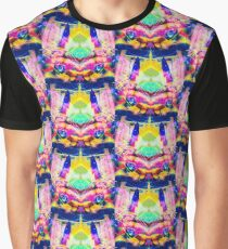mirrored butterfly Graphic T-Shirt