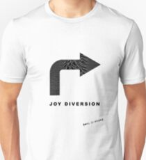 Joy Diversion - Post Punk Fun Unisex T-Shirt