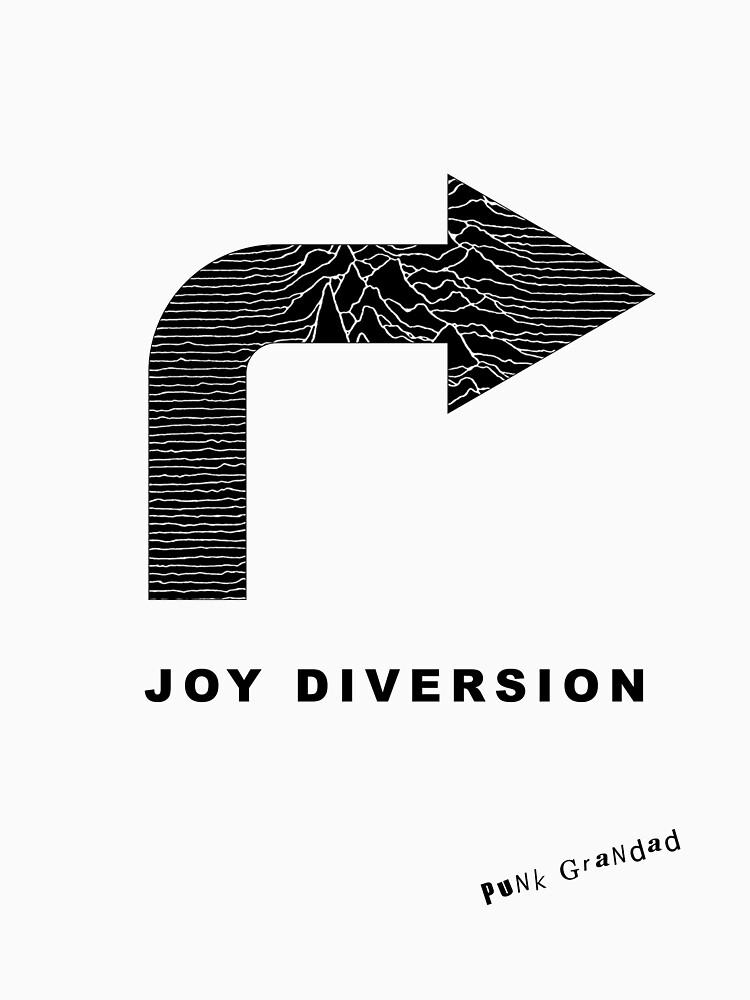 Joy Diversion - Post Punk Fun by PunkGrandad