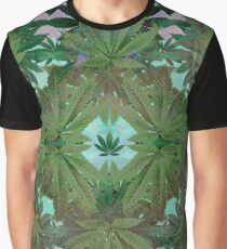 Cannabis Graphic T-Shirt