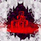Break The Ice Abstract   Art + Products Design  by haya1812