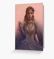 High Lady Feyre Greeting Card