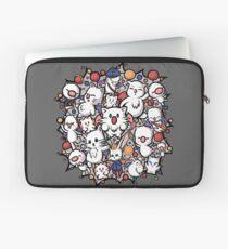 Final Fantasy Moogle-verse II Laptop Sleeve