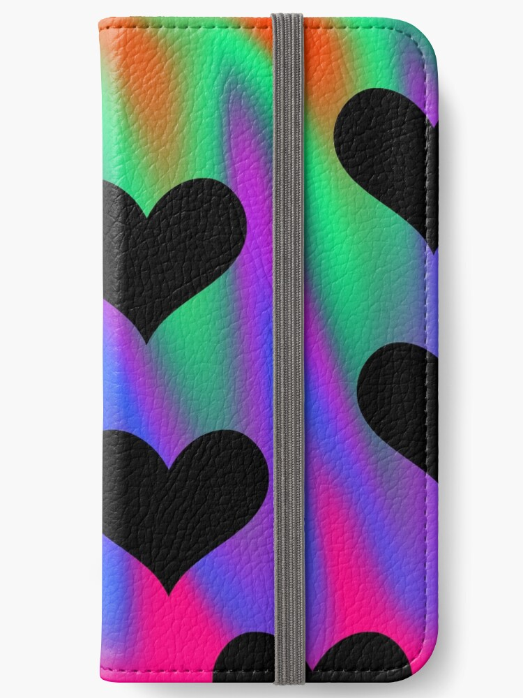 Tie Dye Hearts by BraveHeartLion