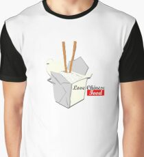 Wear to hint - Love Chinese Food Graphic T-Shirt