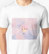 BTS -BS, T Chibi JIN with bg Unisex T-Shirt