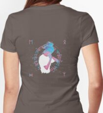VOYAGE ASTRAL Womens Fitted T-Shirt