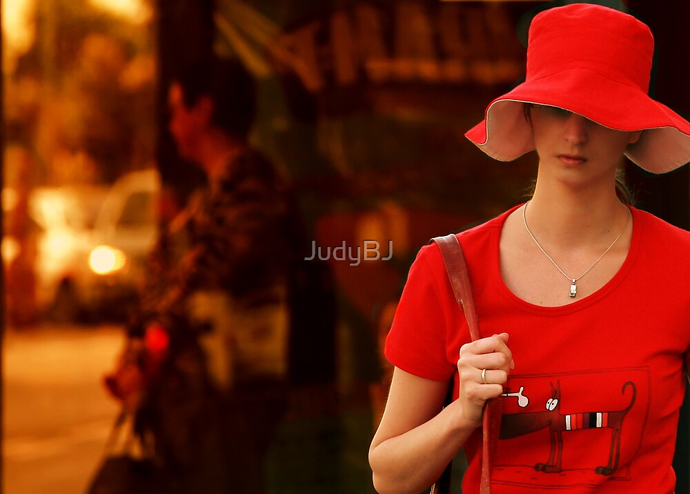 red by JudyBJ
