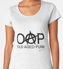 OAP - Old Aged Punk Women's Premium T-Shirt