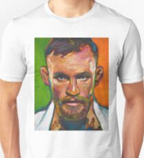 Conor McGregor by Robert Phelps T-Shirt