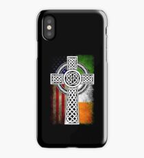 IRISH AND AMERICAN iPhone Case/Skin