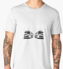 Pretty Ancient - Buses Men's Premium T-Shirt
